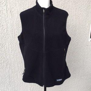REI Fleece zip up vest